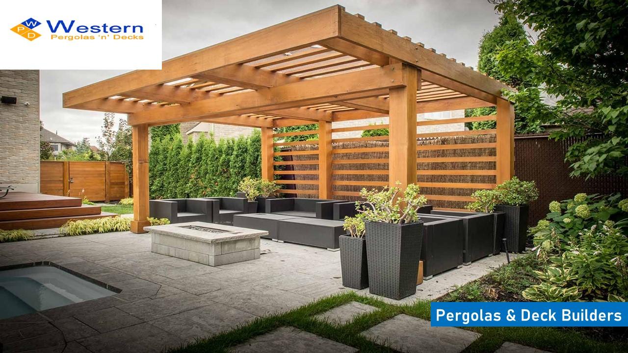 Best Pergolas Builders in Adelaide