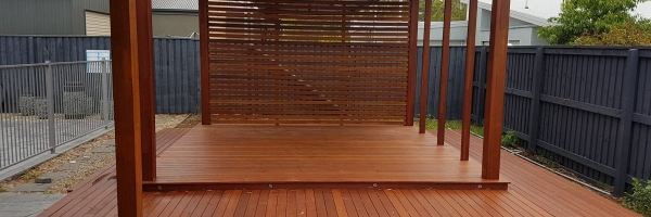 When Should You Consider a Grooved Timber Decking Is Damaged